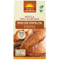 Mezcla para elaborar Pan de Espelta 510 Gr (Biográ)