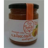 Mermelada de Albaricoque con Sirope de Agave 260 Gr (Valle del Taibilla)