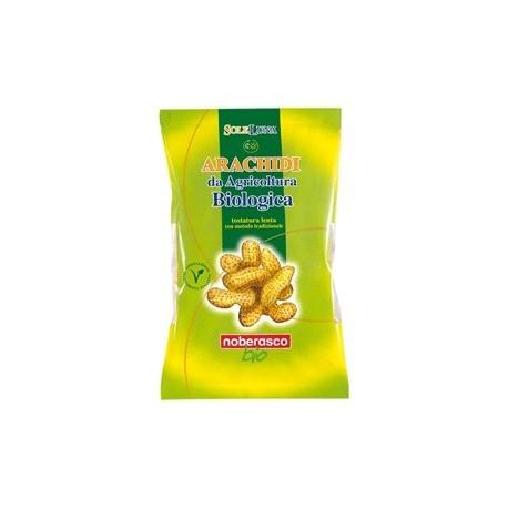 Cacahuetes Tostados con Cáscara 300 Gr (Noberasco)
