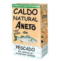 Caldo de Pescado con Verduras 1 L (Aneto)