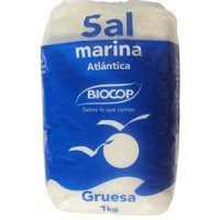 Sal Marina Gruesa 1 Kg (Biocop)
