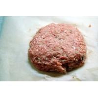 Hamburguesas de Ternera Asturiana  con Cebolla Ecológica, Pack 2 x 100 Gr