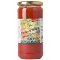 Tomate Triturado Ecológico 670 Gr (Cal Valls)