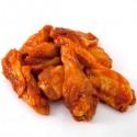 Alas de Pollo Adobadas Rojas Ecológicas, Pack 0,5 Kg