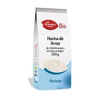Harina de Arroz Bio 500 Gr (El Granero)