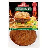 Veggieburguer Barbacoa 2 x 100 Gr (Natursoy)