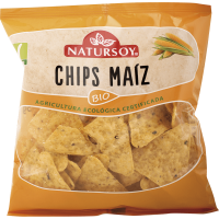Chips de Maiz 125 Gr (Natursoy)
