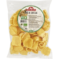 Chips de Lentejas 65 Gr (Natursoy)