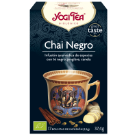 Yogi Tea Chai Negro 17 x 2,2 Gr (Yogi Tea)