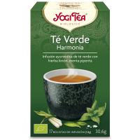 Yogi Tea Verde Armonía 17 x 1,8 Gr
