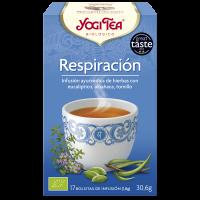 Yogi Tea Respiración 17 x 1,8 Gr