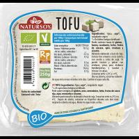 Tofu Fresco Bio 250 Gr (Natursoy)