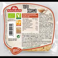 Tofu con Sésamo 125 Gr (Natursoy)