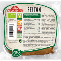 Seitán Fresco Bio 250 Gr (Natursoy)