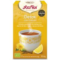 Yogi Tea Detox con Limón 17 x 1.8 Gr