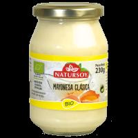 Mayonesa Clásica Bio 230 Gr (Natursoy)