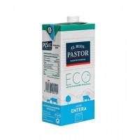 Leche Entera Ecológica, Pack 6 L (El Buen Pastor)