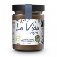 Crema de Chocolate Vegana 270 Gr (La Vida Vegan)