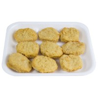 Nuggets de Pollo Ecológico, Pack 0,4 Kgs (Madrygall)
