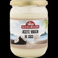 Aceite de Coco Desodorizado 400 Gr (Natursoy)