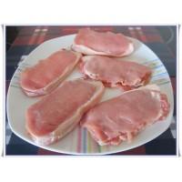 Libritos de Lomo Fresco Relleno de Jamón de Cerdo  y Queso 500 Gr Aprox