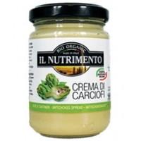 Crema de Alcachofa Bio 130 Gr (Nutrimiento)