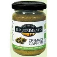 Crema de Alcaparra Bio 130 Gr (Nutrimento)