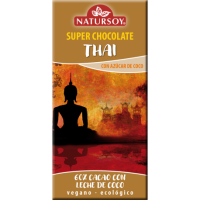 Chocolate Thai 100 Gr (Natursoy)