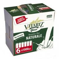 Bebida de Arroz Pack 6 unid de 1 L (Vitariz)