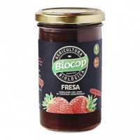 Compota de Fresa 280 Gr (Biocop)
