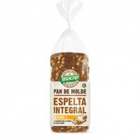 Pan de Molde de Espelta Integral y Avena 400 Gr (Biocop)
