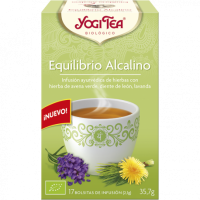 Yogi Tea Equilibrio Alcalino 17 x 2.1 Gr