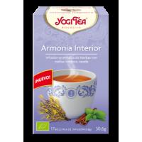 Yogi Tea Armonía Interior 17 x 1.8 Gr