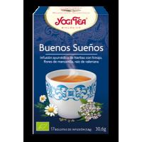 Yogi Tea Buenos Sueños 17 x 1.8 Gr