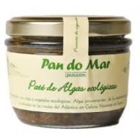 Pate de Algas Ecológicas 125 Gr (Pan do mar)