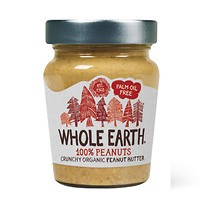 Crema Crujiente de Cacahuete 227 Gr (Whole Earth)
