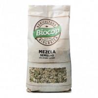 Mezcla de Semillas con Sésamo Tostado 250 Gr (Biocop)