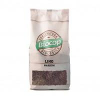 Semillas de Lino Marrón 500 Gr (Biocop)