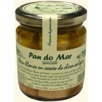 Lomos de Bonito en Aceite de Oliva 220 Gr (Pan do mar)