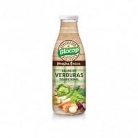 Caldo de Verduras Tradicional 1 L (Biocop)