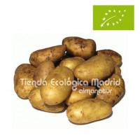 Patata Blanca, Caja de 10 Kgs (Navarra)