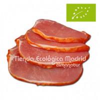 Cinta de Lomo de Cerdo Adobada Ecológica, Pack 0,4 Kg (Luis Gil)