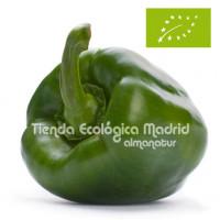 Pimiento California Verde, el Kg (Murcia)