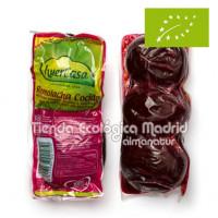 Remolacha Cocida al Vacío, 500 Gr (Castilla y León)