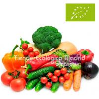 Caja de Verduras Ecológicas (7 Kgs) + 1 LECHUGA DE REGALO