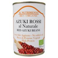 Azukis Rojos Cocidos Sin Sal 400 Gr (Nutrimento)