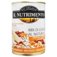 Mix de Legumbres Cocidas Sin Sal 400 Gr (Nutrimento)