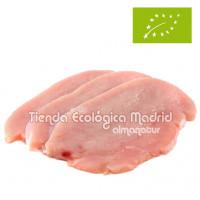 Pechuga de Pavo Ecológica Fileteada, Pack 0,4 Kg (Ecoviand)