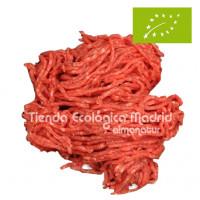 Carne Picada de Ternera Asturiana Ecológica, Pack 0,5 Kg (Bioastur)