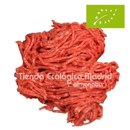 Carne Picada de Ternera Asturiana Ecológica, Pack 0,5 Kgs (Bioastur)
